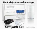 Funk-Alarm Komplett Set AUSVERKAUFT
